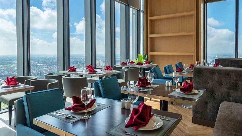 Nhà hàng tại Vinpearl Hotel Thanh Hóa