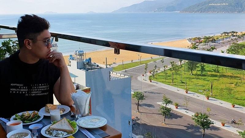 Nhà hàng tại Mento Hotel Quy Nhơn
