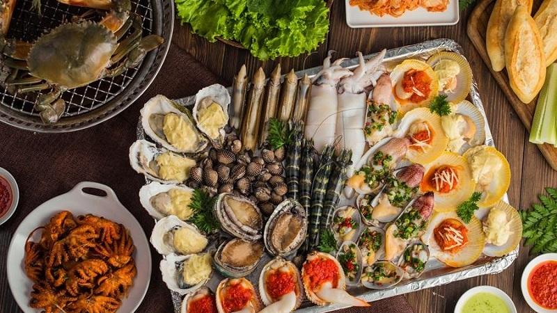 nhà hàng Phú Quốc