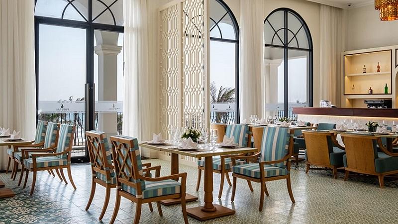 Nhà hàng Seagate Vinpearl Resort & Spa Long Beach Nha Trang