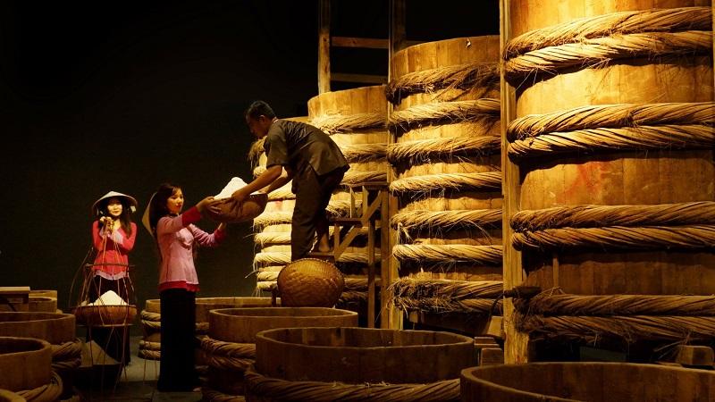 Nhà thùng nước mắm Phú Quốc
