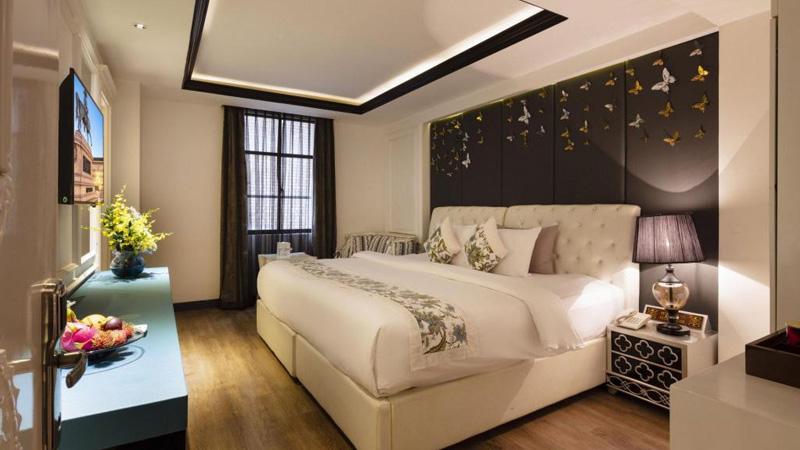 Phòng Excutive Double Room ở khách sạn