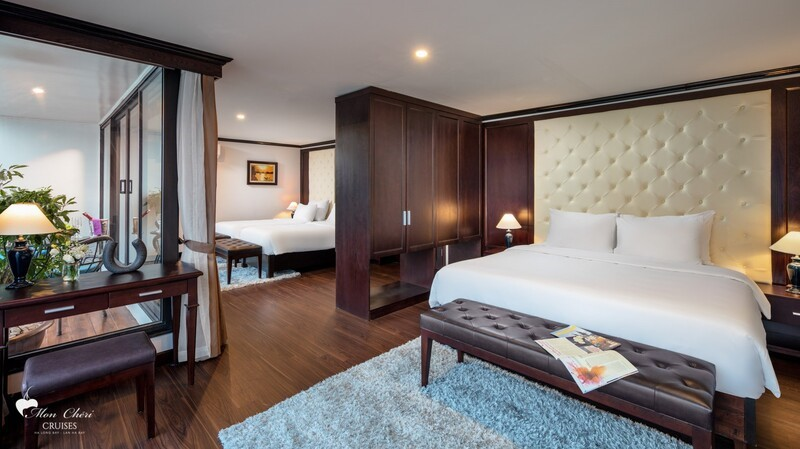Phòng Elegance Family Suite