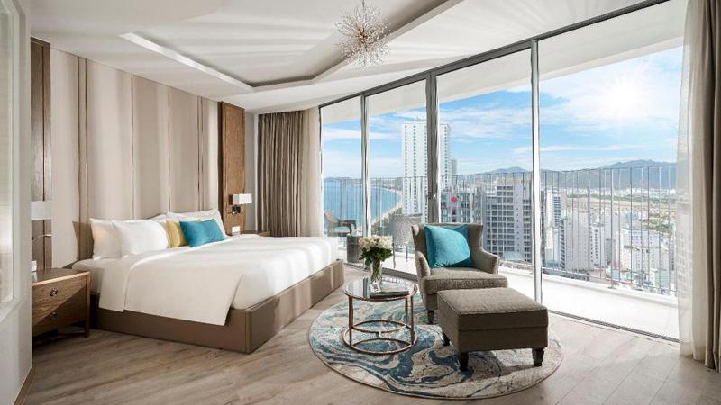 Phòng Executive Sky ở Eastin Grand Hotel Nha Trang