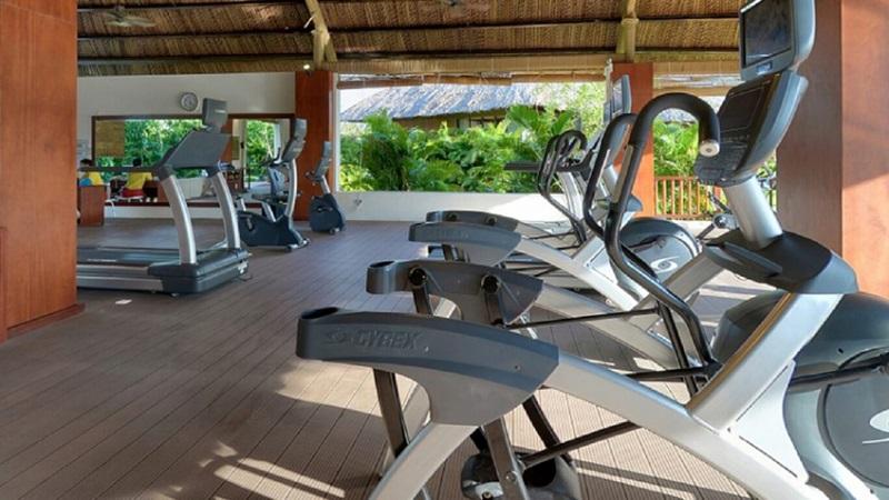 phòng gym Vinpearl Resort & Spa Long Beach Nha Trang