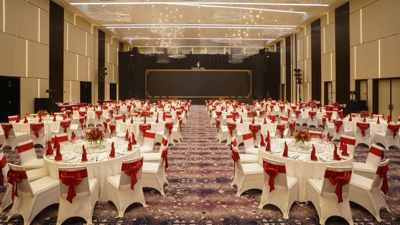 Phòng hội nghị Vinpearl Hotel Đà Nẵng