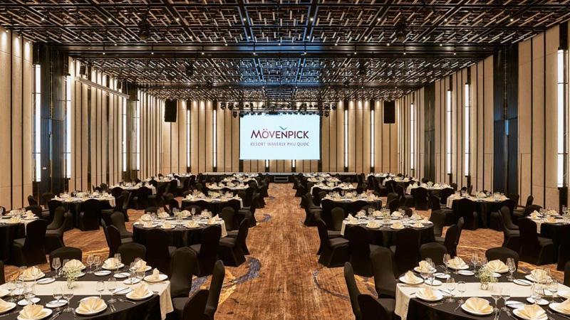 Phòng hội nghị tại khách sạn