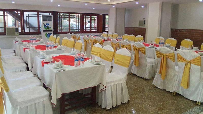 Phòng hội nghị tại V Star Resort Hòa Bình