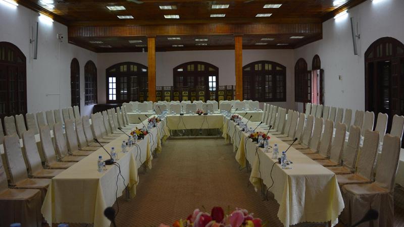 Phòng Hội Nghị Công Đoàn Sapa