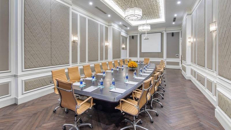 Phòng họp Vinpearl Resort & Spa Long Beach Nha Trang