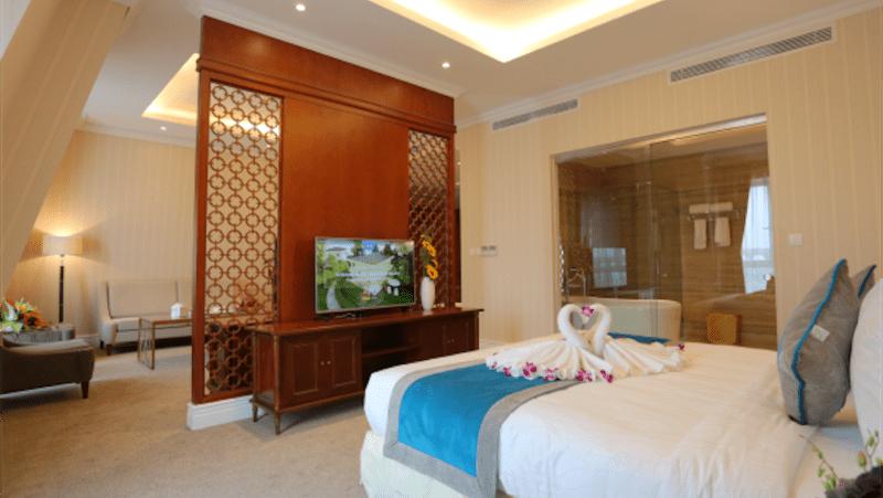 Phòng Suite tại FLC Luxury Resort Vĩnh Phúc