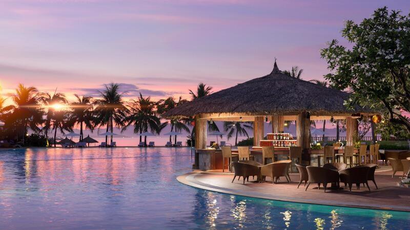 Pool Bar Vinpearl Resort & Golf Nam Hội An