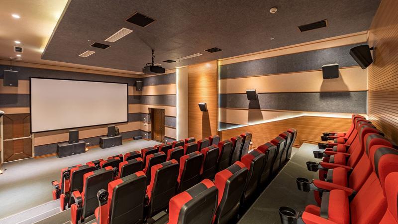 Rạp chiếu phim tại Flamingo Đại Lải Resort