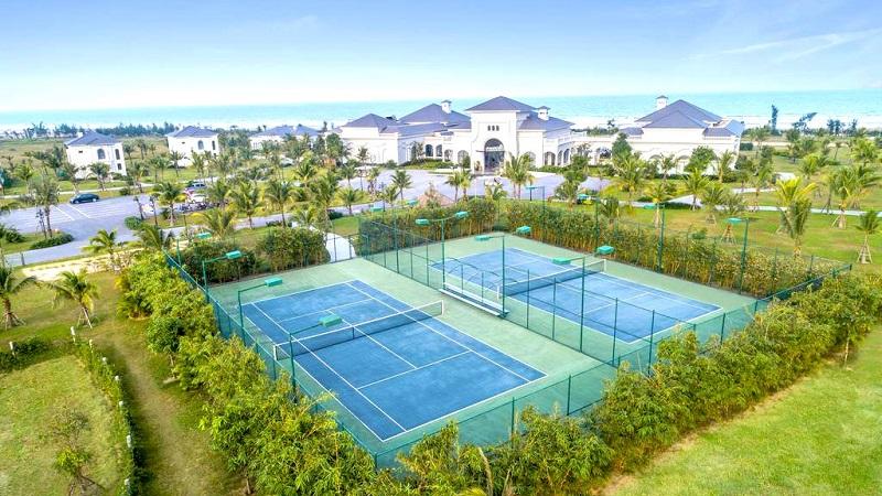 Sân tennis Vinpearl Discovery Hà Tĩnh