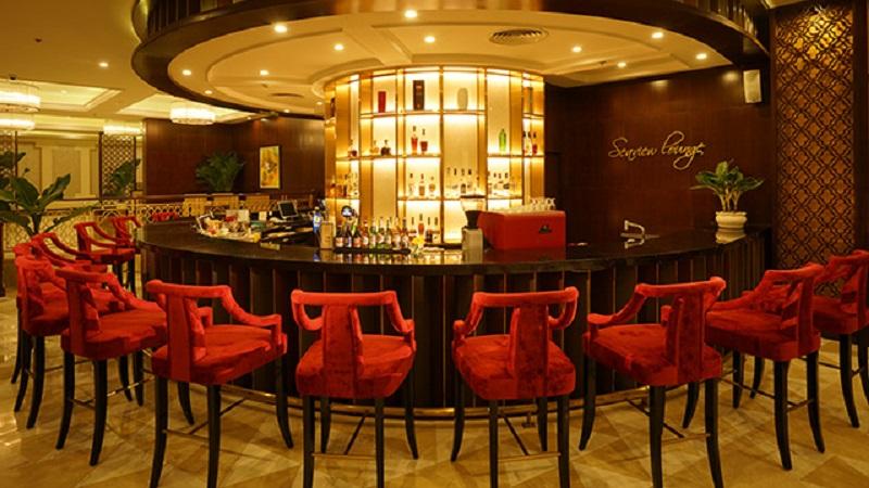 Lobby Bar tại Vinpearl Discovery Sealink Nha Trang