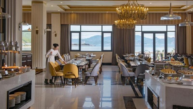 Nhà hàng ở Vinpearl Discovery Vinpearl Nha Trang