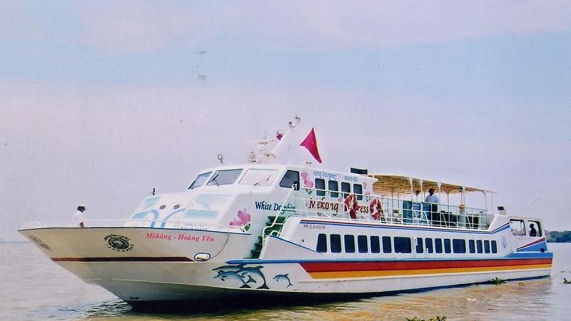Tàu Cao Tốc đi Cát Bà