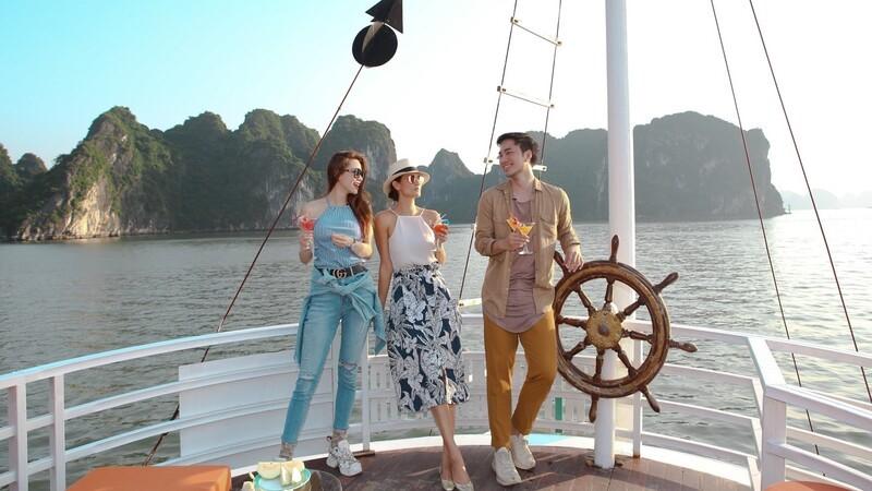 Đồ uống du thuyền Hạ Long