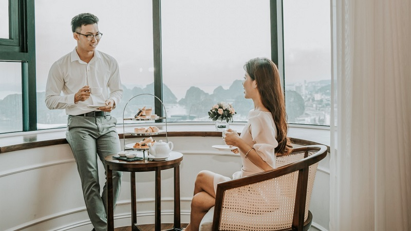 Hạng phòng Deluxe Bay View FLC Grand Hotel Hạ Long