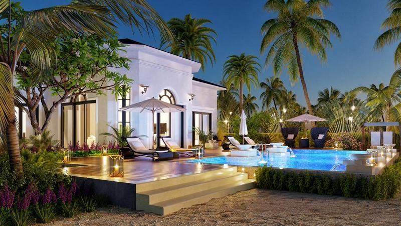 Villa ở Vinpearl Discovery Hà Tĩnh