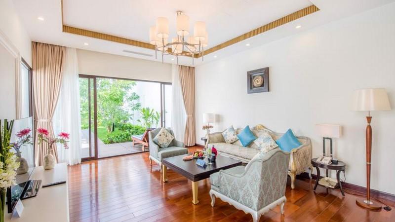 Villa 3 phòng ngủ Vinpearl Resort & Spa Phú Quốc