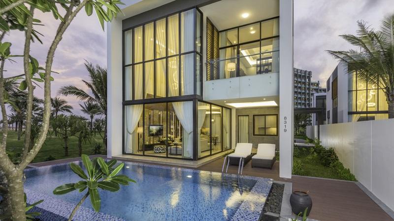 Villa ở Vinpearl Resort & Golf Nam Hội An