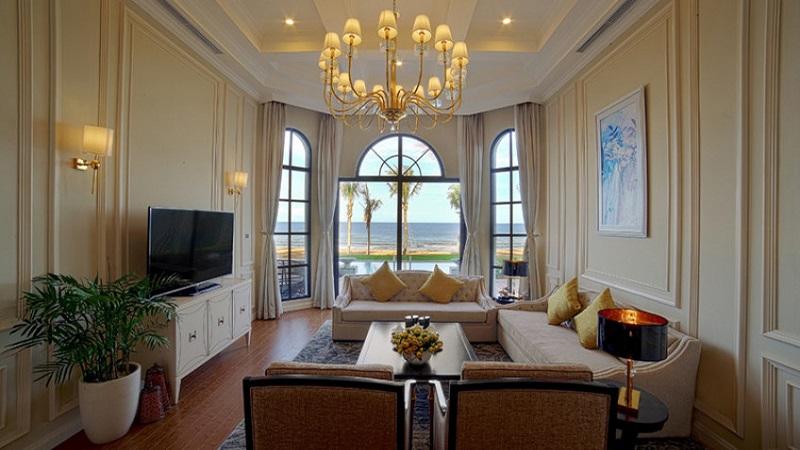 Villa 3 phòng ngủ Vinpearl Resort & Spa Đà Nẵng