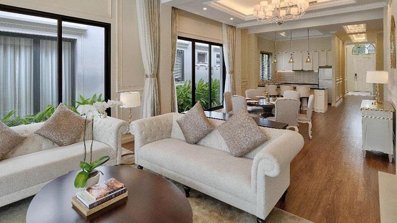 Biệt thự 4 phòng ngủ Vinpearl Discovery Greenhill Phú Quốc