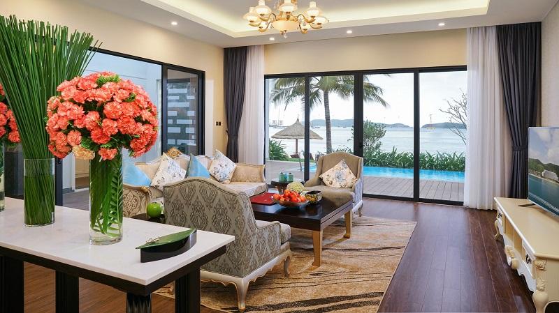 Villa ở Vinpearl Resort & Spa Nha Trang Bay
