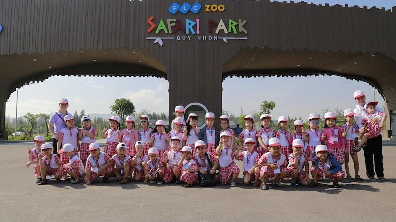 FLC Zoo Safari Park tại FLC Grand Hotel Quy Nhơn