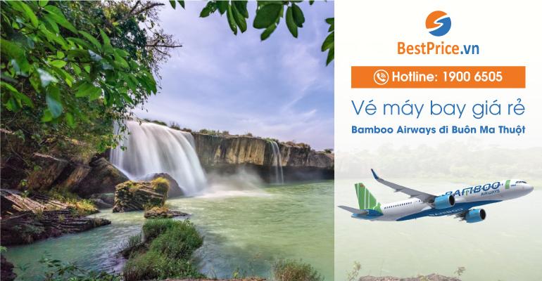 Vé máy bay hãng Bamboo Airways đi Buôn Ma Thuột