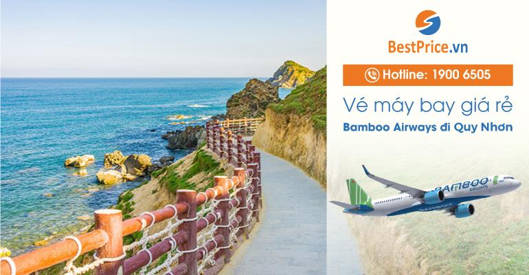 Vé máy bay hãng Bamboo Airways đi Quy Nhơn