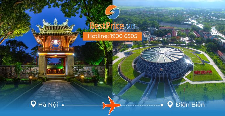 Đặt vé máy bay Hà Nội đi Điện Biên