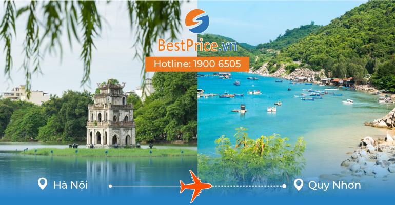 Vé máy bay giá rẻ từ Hà Nội đi Quy Nhơn