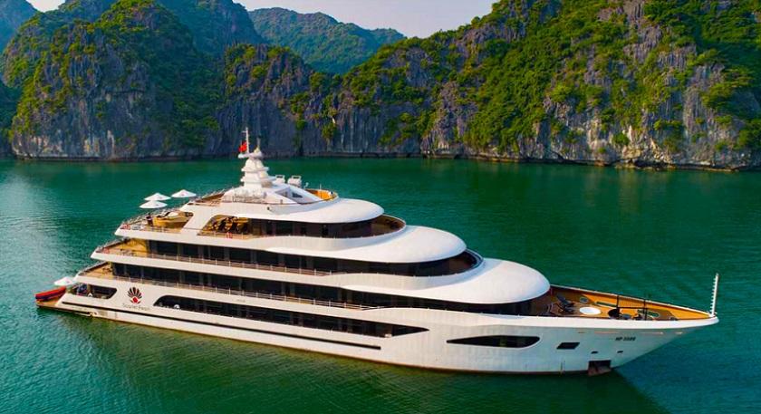 Du thuyền Lan Hạ - Scarlet Pearl