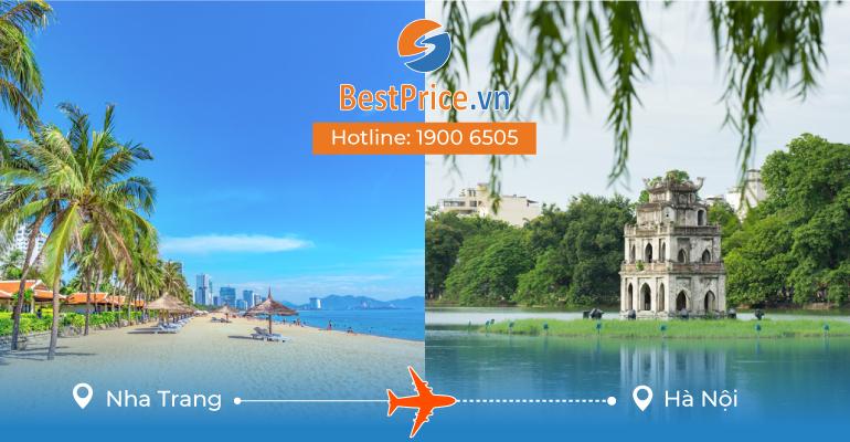 Đặt vé máy bay từ Nha Trang đi Hà Nội