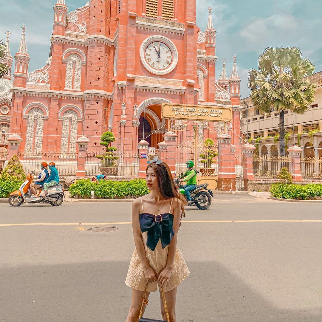 Du lịch Hồ Chí Minh bằng máy bay Pacific Airlines