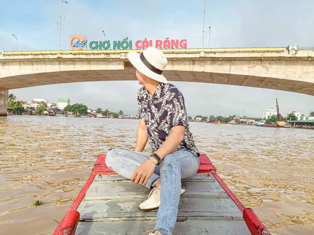 Du lịch Cần Thơ bằng máy bay Vietnam Airlines