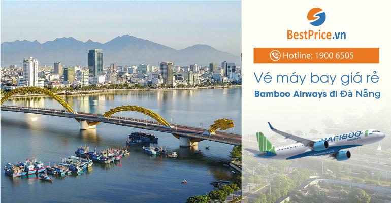 Vé máy bay hãng Bamboo Airways đi Đà Nẵng