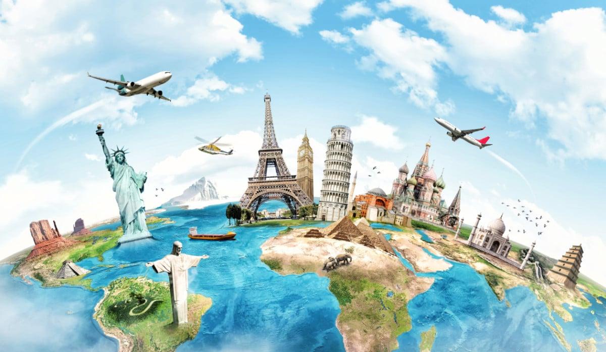 Đặt vé máy bay quốc tế, vé máy bay đi nước ngoài
