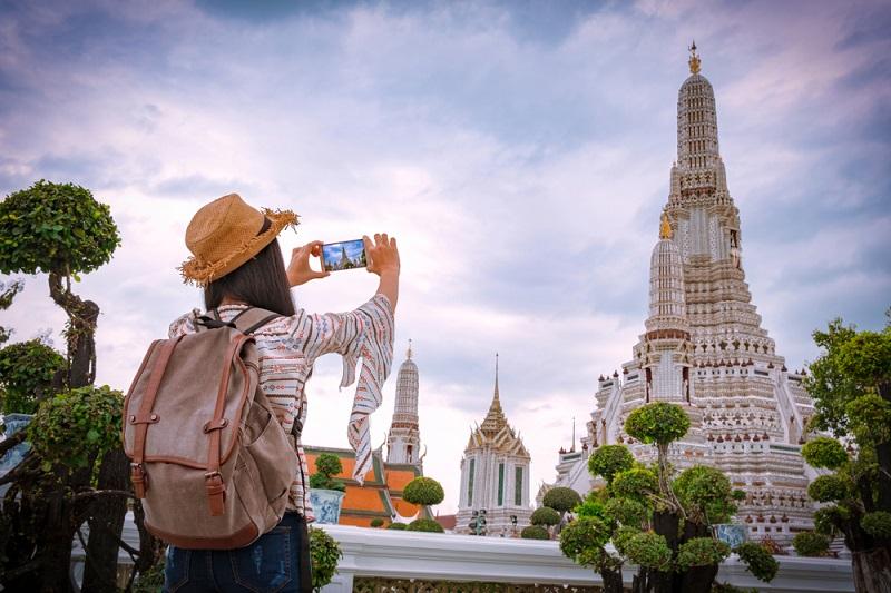 Vé máy bay đi Thái Lan hãng Vietnam Airlines