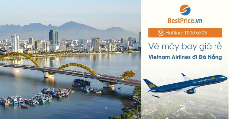 Vé máy bay hãng Vietnam Airlines đi Đà Nẵng