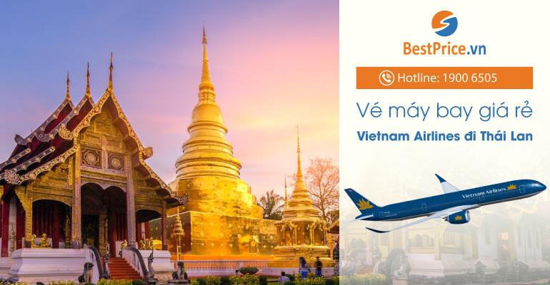 Vé máy bay Thái Lan hãng Vietnam Airlines