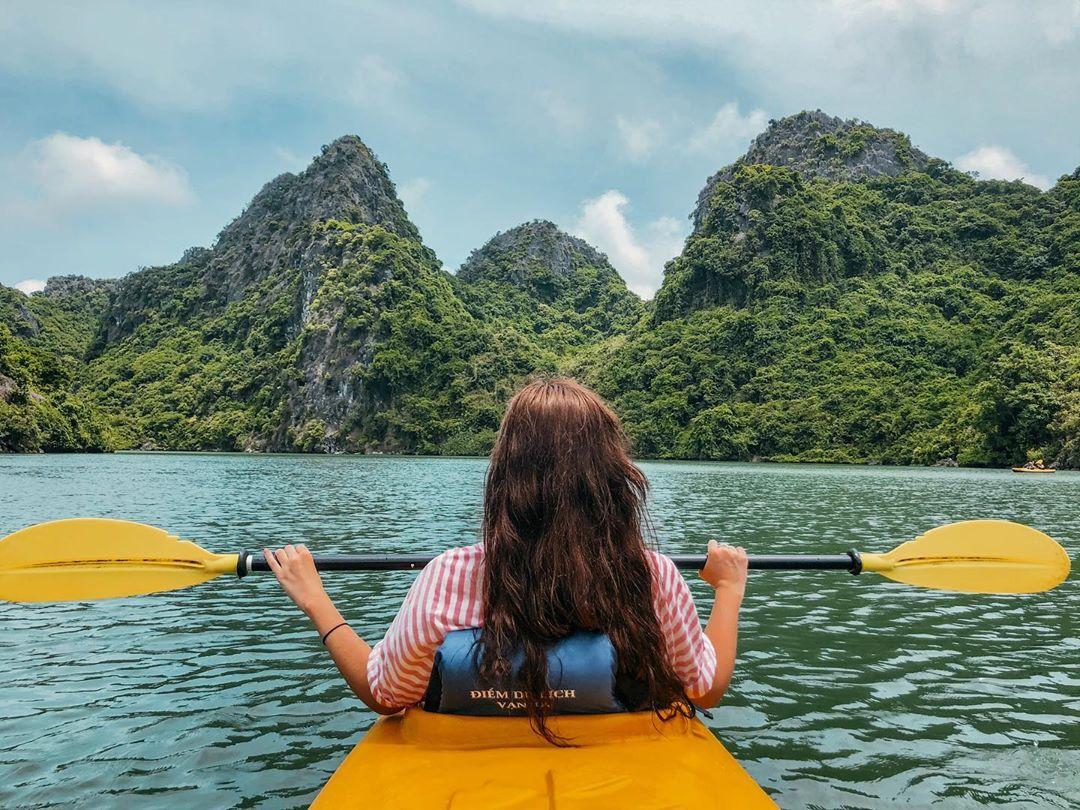 Du lịch Hải Phòng bằng máy bay Vietnam Airlines