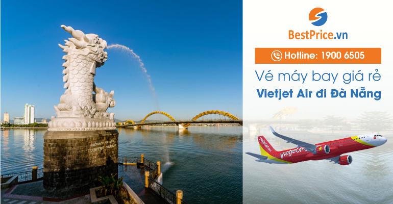 Vé máy bay hãng Vietjet Air đi Đà Nẵng