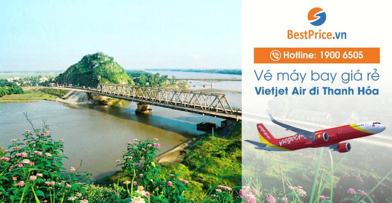 Vé máy bay đi Thanh Hóa hãng Vietjet Air