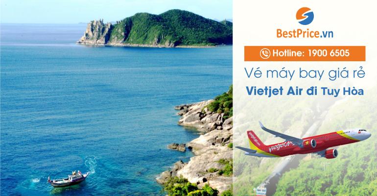 Vé máy bay hãng Vietjet Air đi Tuy Hòa