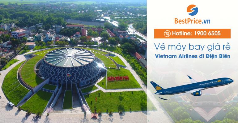 Vé máy bay hãng Vietnam Airlines đi Điện Biên