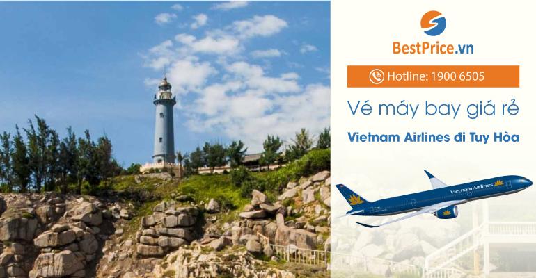 Vé máy bay hãng Vietnam Airlines đi Tuy Hòa