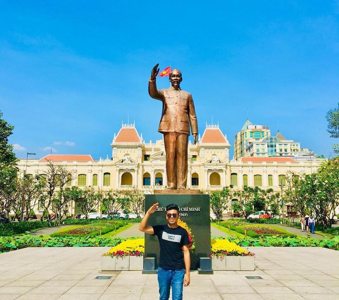 Du lịch Thành phố Hồ Chí Minh bằng máy bay Vietjet Air